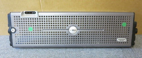 Dell  0GC810 GC810 PowerVault MD3000i Front Bezel Faceplate With Keys